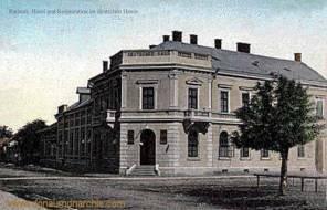 Radautz, Hotel und Restauration im deutschen Hause
