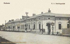 Radautz, K. k. Bezirksgericht
