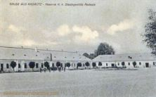 Radautz, Kaserne k. k. Staatsgestüts