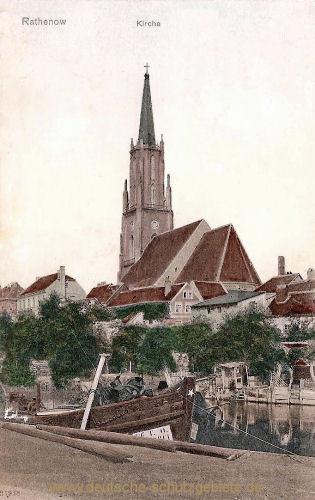 Rathenow, Kirche