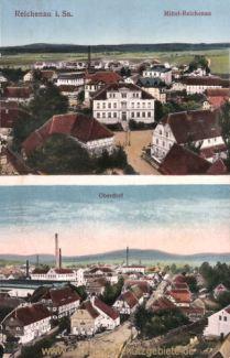 Reichenau i. S., Mittel-Reichenau, Oberdorf