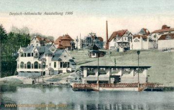 Reichenberg, Deutsch-bömische Ausstellung 1906