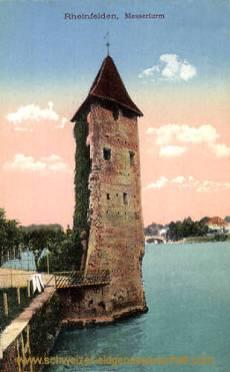 Rheinfelden, Messerturm
