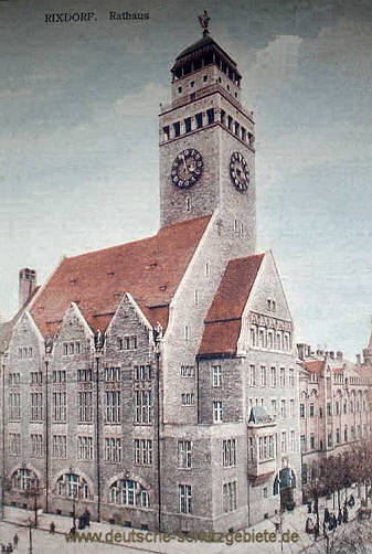Rixdorf, Rathaus