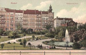 Rixdorf, Wildenbruch-Platz
