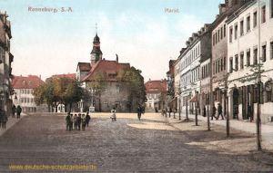 Ronneburg, Markt