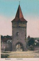Rosheim, Löwentor