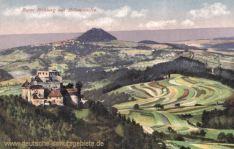 Ruine Rechenberg mit Hohenstaufen