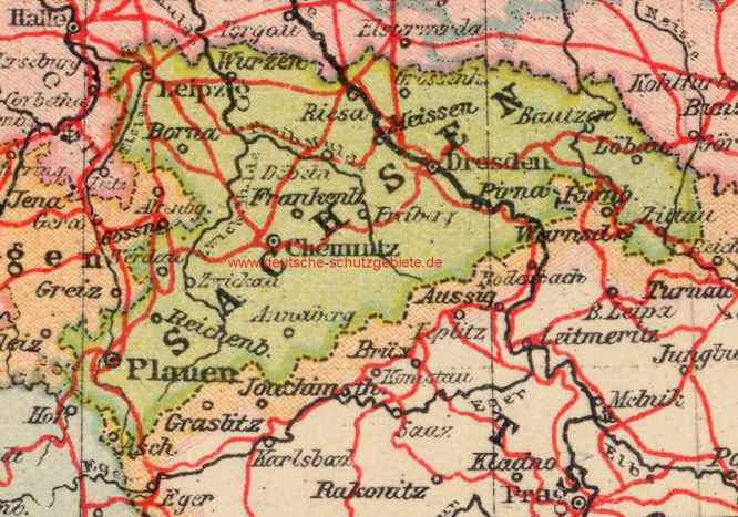 Sachsen, 1919-45