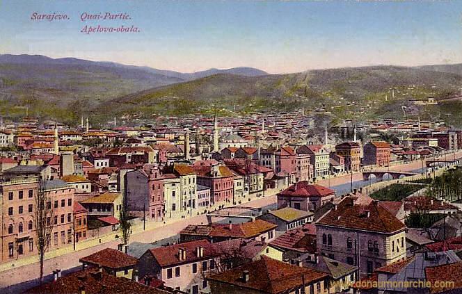 Sarajevo, Quai-Partie