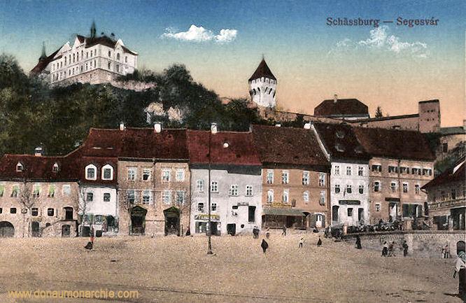 Schässburg - Segesvár