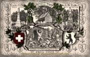 Uli Rotach in der Schlacht am Stoss 17 Juni 1405