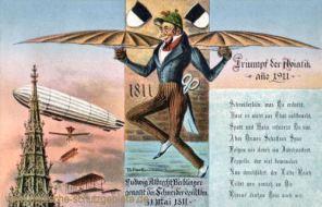 Der Schneider von Ulm, 31. Mai 1811