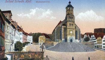 Schwäbisch Hall, Michaeliskirche