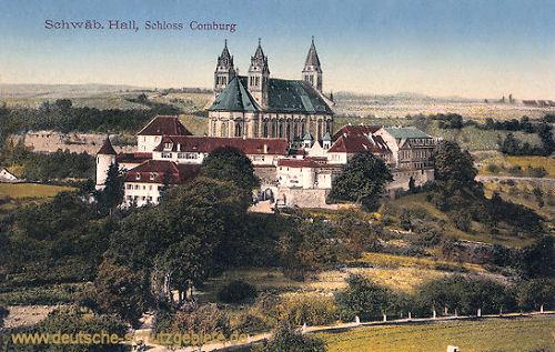 Schwäbisch Hall, Schloss Comburg