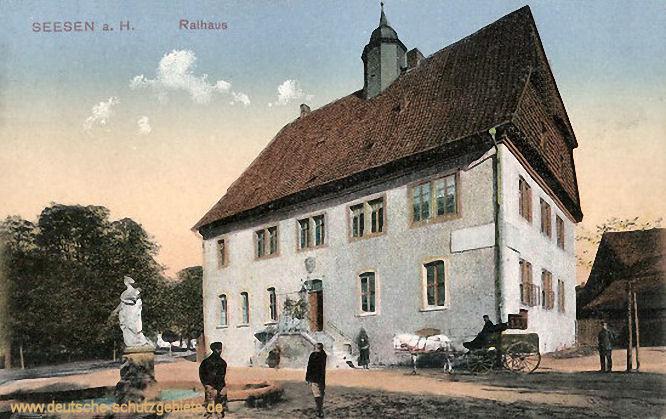 Seesen a. H., Rathaus