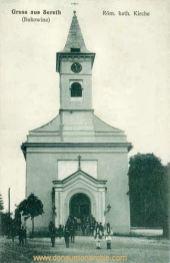 Sereth (Bukowina), Römisch Katholische Kirche