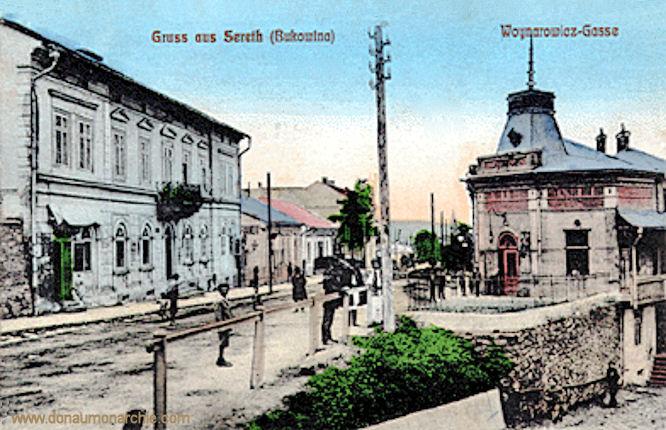 Sereth (Bukowina), Wojnarowicz-Gasse