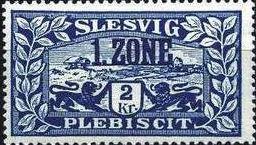 Slesvig Plebiscit, 2 Kronen