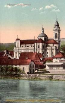 Solothurn, St. Ursuskirche