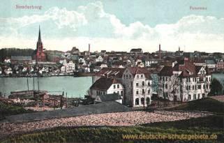 Sonderburg, Panorama