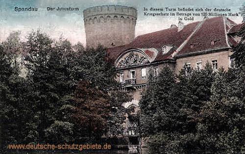 Spandau, Juliusturm