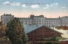 Spandau, Kaserne d. Pionierbataillon v. Rauch, Brandenburg Nr. 3