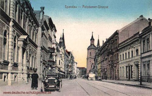 Spandau, Potsdamer-Straße