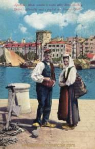 Spalato (Split), Molo veneto