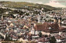 St. Gallen, Gesamtansicht