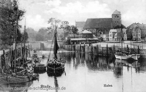 Stade, Hafen