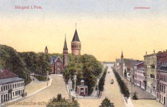 Stargard i. P., Jobstraße