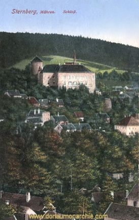 Sternberg in Mähren, Schloss