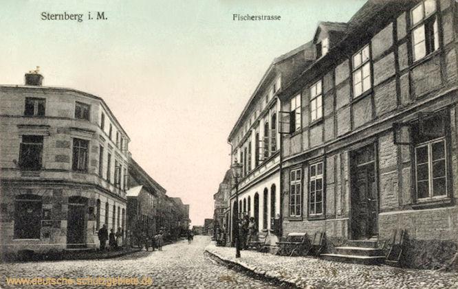 Sternberg i. M., Fischerstraße
