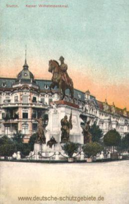 Stettin, Kaiser Wilhelmdenkmal