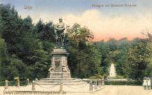 Stolp, Bismarckdenkmal