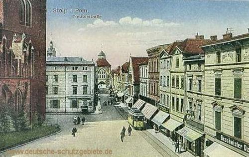 Stolp, Neutorstraße