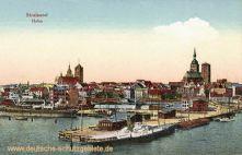 Stralsund, Hafen
