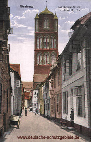 Stralsund, Jakobiskirche