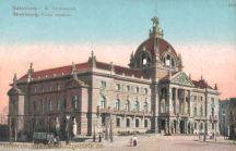 Straßburg i. E., Kaiserpalast