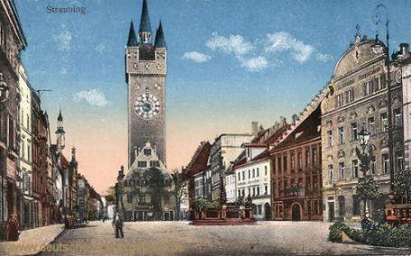 Straubing, Ludwigsplatz