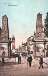 Straubing, Unteres Stadt-Tor