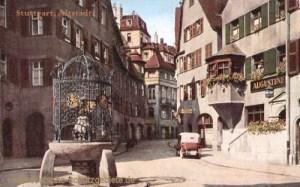 Stuttgart, Altstadt