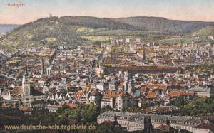 Stuttgart, Ansicht