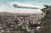 Stuttgart, Zeppelins Luftschiff
