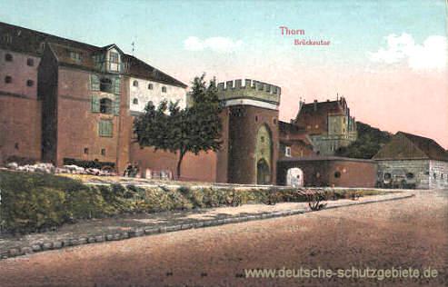 Thorn, Brückentor