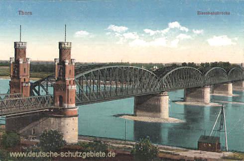 Thorn, Eisenbahnbrücke