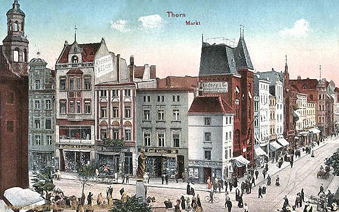 Thorn, Markt