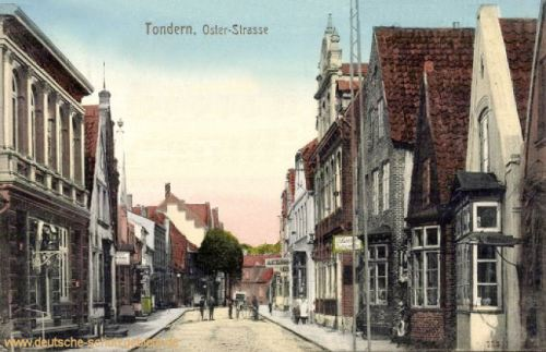Tondern, Oster-Straße