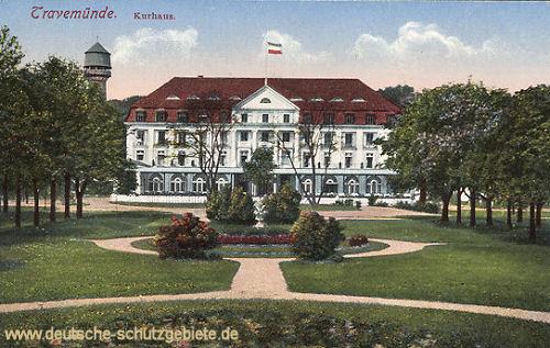 Travemünde, Kurhaus